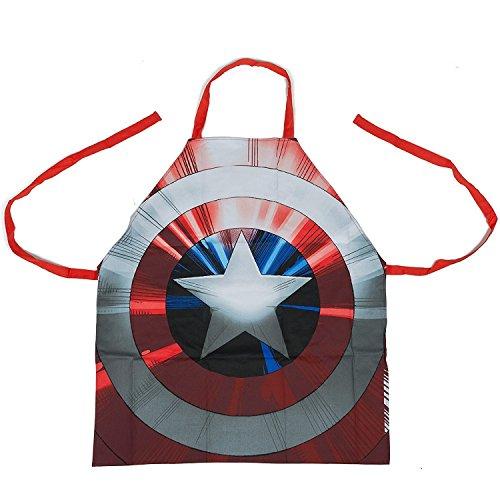 marvel apron - 2