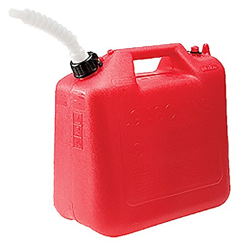 Wedco 81052 Gas Can, 20 Liter, Red MOU28