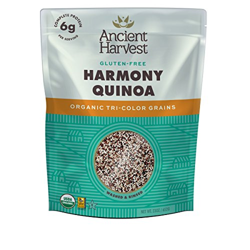 Ancient Harvest Quinoa Flour (ANCIENT HARVEST Quinoa Harmony Blend Organic, 23 oz)