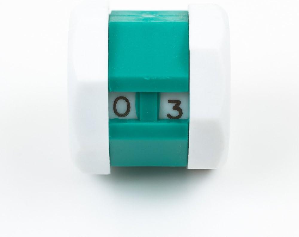 peque/ño Registro de agujas de tejer para pony 2 /– 5 mm