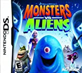 Monsters Vs. Aliens - Nintendo DS by Activision