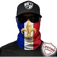 Sa Empresa Unisex Tapas de Bandera de Francia