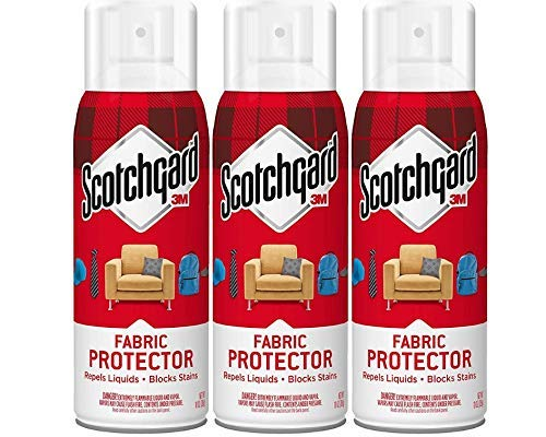 Scotchgard Fabric and Upholstery Protective Spray, 10 oz. (3 Pack)