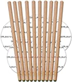 Natural Seruman Therapeutics beeswax Ear Candles (5 pairs) with protective discs