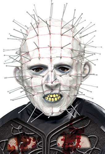 [Adult's Pinhead Mask] (Hellraiser Mask)