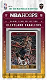 Cleveland Cavaliers 2017 2018 Hoops NBA Basketball Factory Sealed 12 Card Team Set with LeBron James, Derrick Rose and Dwayne Wade plus
