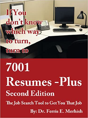 7001 resumes plus second edition the job search tool to get you