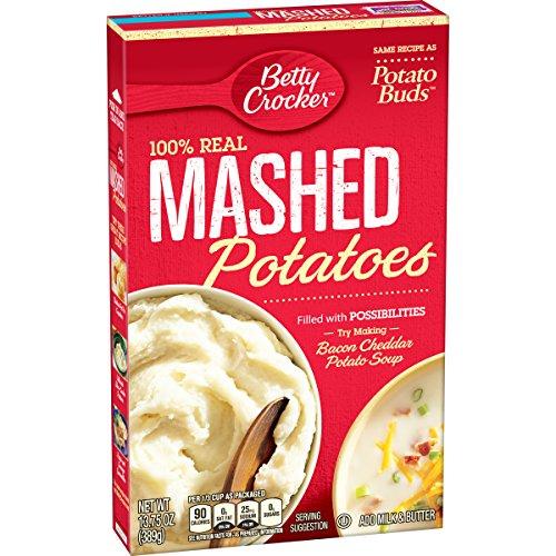 Betty Crocker Mashed Potato Buds, 13.75-Ounce (Pack of ()