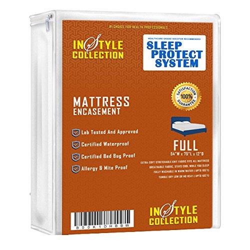 allergen matress cover full - 6