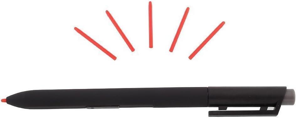 Toptekits Digitizer Stylus Pen for IBM LENOVO ThinkPad X60 X61 X200 X201 W700 45N2630 45N2631 39T7481 Tablet Support(Black)