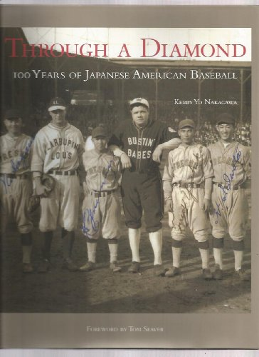Through a Diamond: 100 Years of Japanese American Baseball