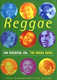 img - for The Rough Guide to Reggae 100 Essential CDs (Rough Guide 100 Esntl CD Guide) book / textbook / text book