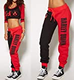O-will Women Cosplay Costumes Casual Joggers