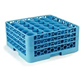 Carlisle  (RW30-214) 30 Compartment Full Size OptiClean NeWave Glass Rack [Set of 2]