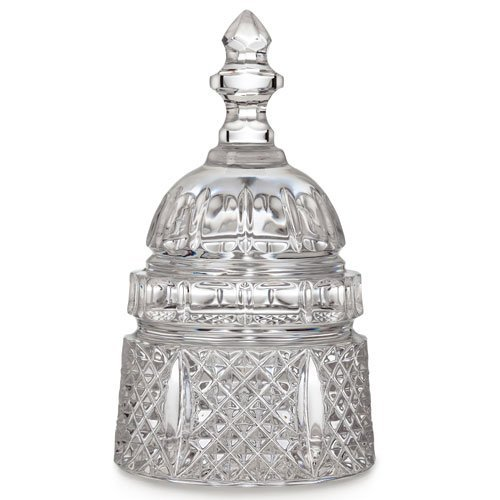 (Waterford Crystal Capitol Paperweight Collectible )