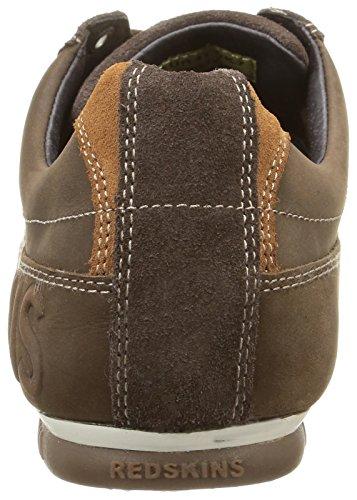 Redskins Cuesto, Herren Sneakers Braun (chocolat/cognac)