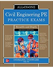 Civil Engineering PE Practice Exams: Breadth and Depth, Second Edition