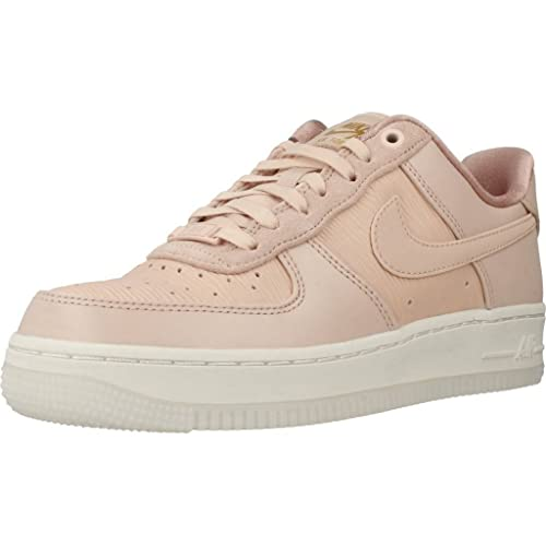 size 40 a9781 ee72a Nike Womens 898889-201 Air Force 1 07 Lx Beige Size 7.5 UK Amazon.co.uk  Shoes  Bags