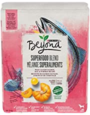 Beyond Superfood Natural Dry Dog Food, Salmon, Egg, Pumpkin 10.2 kg Bag
