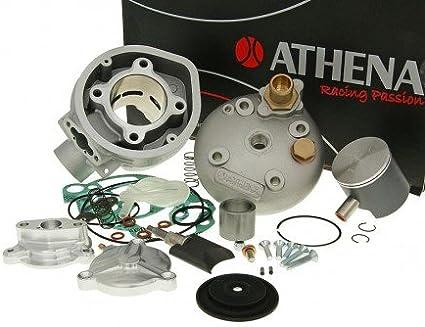 Zylinderkit Athena Racing 80ccm Yamaha Tzr 50 2003 Am6 Auto