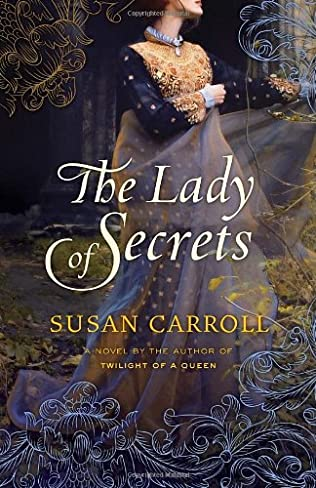 book cover of The Lady of Secrets