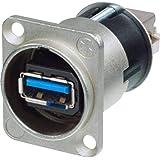 USB Adaptor, USB Type A Receptacle, USB Type B Receptacle, USB 3.0