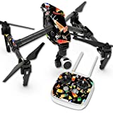 Skin For DJI Inspire 1 Quadcopter Drone – Cocktail Therapy   MightySkins Protective, Durable, and Unique Vinyl Decal wrap cover   Easy To Apply, Remove, and Change Styles   Made in the USA