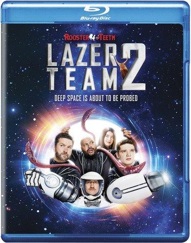 Blu-ray : Lazer Team 2 (Widescreen)