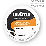 Lavazza Gran Aroma Single-Serve Coffee K-Cups for Keurig Brewer, 60 Count
