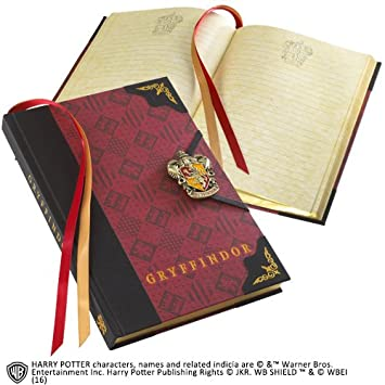 The Noble Collection Hogwarts Journal