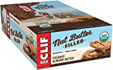 Health & Personal Care : CLIF Nut Butter Filled - Organic Energy Bar - Coconut Almond Butter - (1.76 Ounce Protein Snack Bar, 12 Count)
