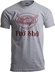 A t-shirt with a print for anyone who loves Vietnamese food!