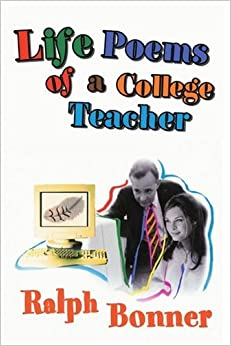 Book Life Poems of a College Teacher