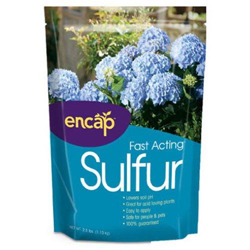 Encap 10615-6 Sulfur Pouch Cover, 2.5 Pounds, 1250-Square Feet