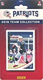 New England Patriots 2018 Donruss NFL Football Factory Sealed Limited Edition 13 Card Complete Team Set TOM BRADY, Rob Gronkowski, Sony Michel RC & Many More! WOWZZER!