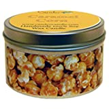 Caramel Corn, Super Scented Soy Candle Tin (6 oz)