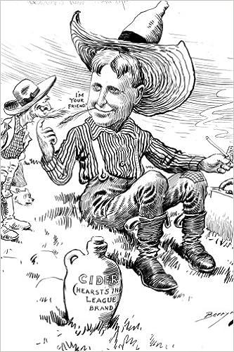 William Randolph Hearst 1907 Political Cartoon Roosevelt