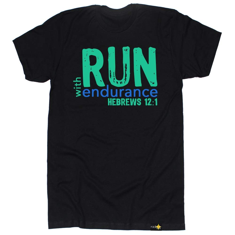 Radiate Apparel Men's Run Endurance T Shirt