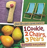 1 Cookie, 2 Chairs, 3 Pears, Jane Brocket, 1467702323