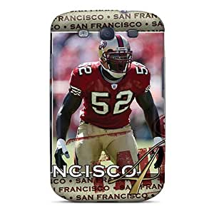 Hot LcC8900giYS Cases Covers Protector For Galaxy S3- San Francisco 49ers