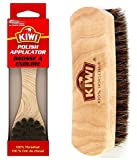 Kiwi Shoe Shine Brush Variety Pack, 1 Polish Applicator, 1 Shine Brush, 2 CT