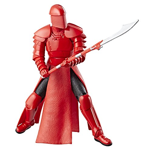 : Star Wars The Black Series Episode 8 Elite Praetorian Guard, 6-inch