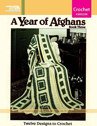 (A YEAR OF AFGHANS Book 3)