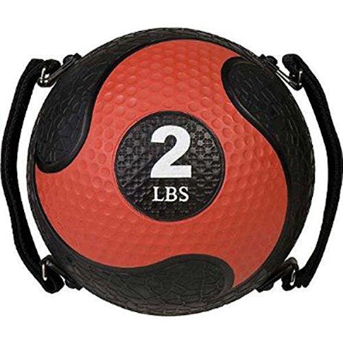 Champion Sports SMD10 Sport Rhino Ultra Grip Medicine Ball, 10 lb