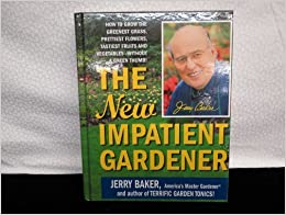 Book The New Impatient Gardener