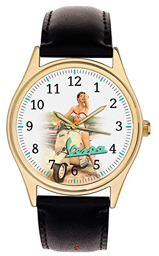 beautiful-vintage-vespa-italy-scooter-promotional-art-collectible-unisex-wrist-watch