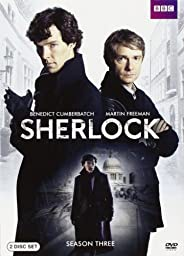 Sherlock: Season 3 (Original UK Version)