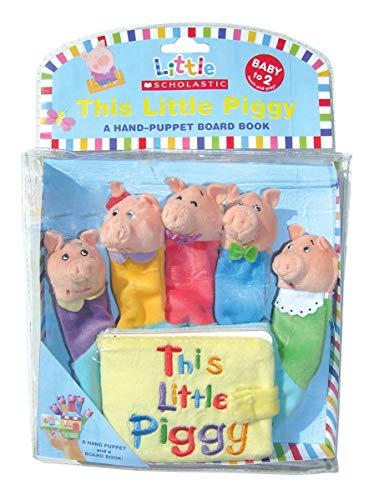 This Little Piggy: A Hand-Puppet Board Book (Little ()