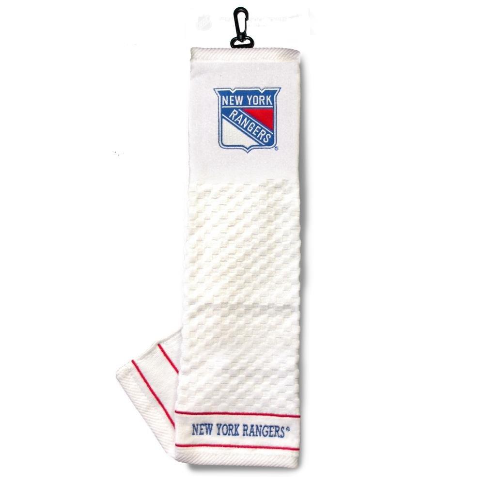 チームゴルフNew York Rangers刺繍タオル B00G38MK4C