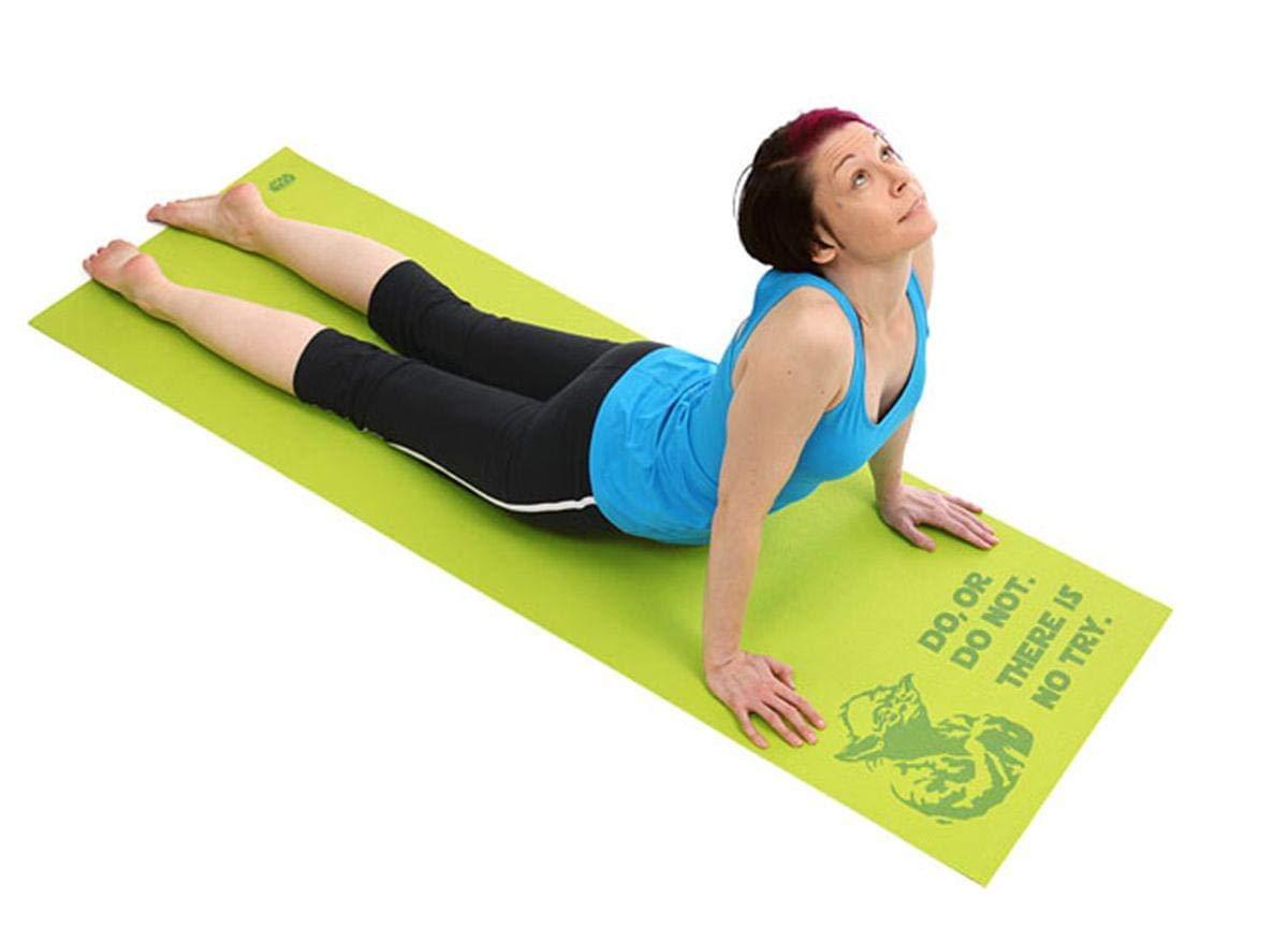 Star Wars Yoda Yoga Mat: Amazon.es: Hogar